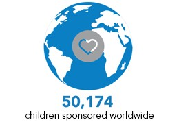 In 2017-2018, Chalice supporting 50,174 children and elderly